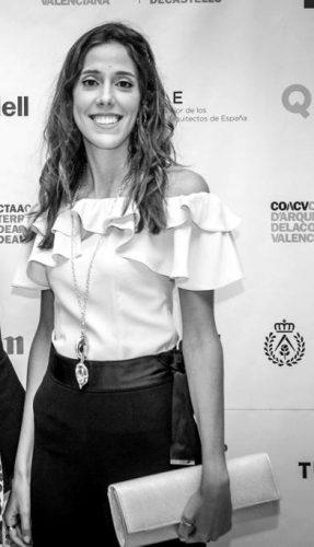 Nadia Usó arquitecta Burriana